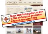 www.spaness.de eine der besten deutschsprachigen Internetseiten