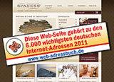 Eine der besten deutschsprachigen Internetseiten www.spaness.de