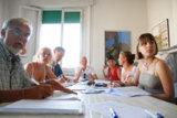 Italienisch lernen und die Toskana erleben für die Generation 50+