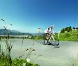 Das Kitzbüheler Horn ist mit bis zu 22,3 Prozent der steilste Radberg Österreichs.