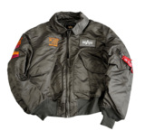 Die neue Jackenkollektion von Alpha Industries: CWU Flight Jacket