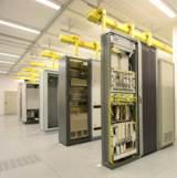 © ITENOS GmbH - Blick in das neue Rechenzentrum von Riege Software International bei ITENOS
