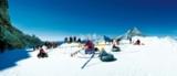 Der Gletscherflohpark ist Europas höchstgelegener Spielplatz auf 3.250 m.