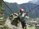 Tux-Finkenberg bietet Bergfans Klettersteige in allen Schwierigkeitsstufen.