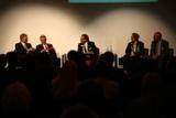 Podiumsdiskussion / Jubiläumsfeier in Schwäbisch Hall