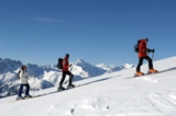 Skitour in den Hohen Tauern