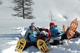 Günstige Family-Schneepakete gibt es von November bis April in allen Kategorien.