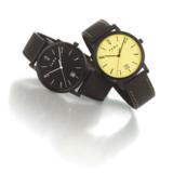2 Varianten der neuen Uhr TeNo10