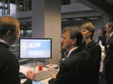 Experten unter sich auf dem Infotag von Heidelberger Druckmaschinen und DSC