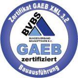 Zertifizierung GAEB-Bau_3.2