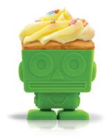 Cupcakes Backformen Roboter