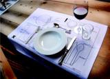 Kniggerich Tischset