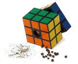 Pfeffermühle im Rubiks Zauberwürfel Look