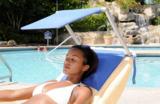 Kissen mit Sonnenschutz Cush 'n' Shade