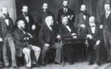 Leitungsebene der Firma Julius Pintsch um 1884 | Foto: Tourismusverein Fürstenwalde/Spree