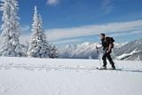 Mit Schneeschuhen lässt sich der Winter in seiner reinsten Form erleben.