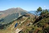 Gewaltige Alpenlandschaft