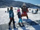 Karwendolin beim Skikurs