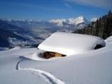 Winter am Hochpillberg