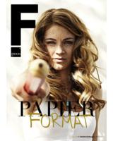 Die erste Ausgabe des F Magazins