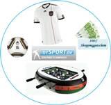 Großes Tippspiel zur Fußball WM auf www.mySPORT.de