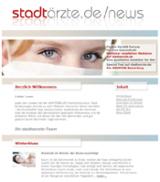 stadtaerzte.de Newsletter Februar 2010