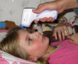 Schnelle  Schnelle Fiebermessung Dank Fieberthermometer PCE-FIT 10