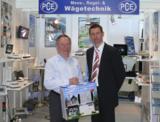 Wetterstation PCE-FWS 20 wurde einem Gewinner überreicht