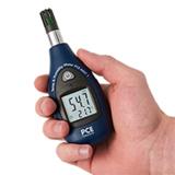 Handliches Taschengerät für Luftfeuchte- und Lufttemperatur