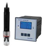 Der pH-Prozessregler PCE-PHC 1 misst und regelt den pH-Wert von verschiedenen Stoffen.