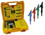 PCE-MO 3001 - Widerstandsmessgerät mit 4-Leiter-Messverfahren. Ideal für den mobilen Einsatz.