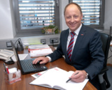 Geschäftsführer Gerhard Wach begrüßt Mindestlohn in der Zeitarbeit
