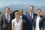 Das Liechtensteiner FRANZ & WACH-Team steht bereit!