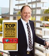 Firmeninhaber Gerhard Wach ist stolz auf die Auszeichnung