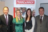 GF Gerhard Wach, D. Bembenek, K. Föll, Dr. Ralf Eisenbeiß