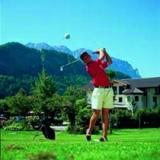 Golfen im Kaiserwinkl