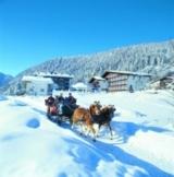 Pferdekutschenfahrt mit der Familie