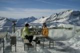 Pause auf dem Gletscher (Foto: Martin Glantschnig)