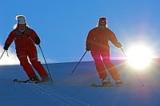 Skifahrer  (Mölltaler Gletscher - © Daniel Zupanc)