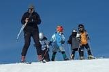 Kinder beim Skifahren (Ski Kärnten - © Daniel Zupanc)