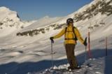 Skifahrer auf dem Ankogel (Foto: Martin Glantschnig)