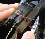 Fertigung MDR-Kabel
