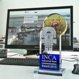 Der INCA Award wird an Industrieunternehmen für besonders gute Kommunikations-Kampagnen vergeben.
