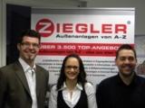 Das Team der Ziegler Aussenanlagen GmbH