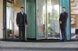 HECTAS Sicherheitsfachkräfte übernehmen auch die Zutrittskontrolle