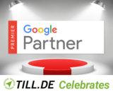 Die Internetagentur TILL.DE ist jetzt Google Premium Partner