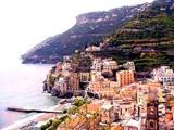 Beeindruckende Landschaften - pittoreske Städtchen: Urlaub an der Amalfiküste! (© Cilentano, 2012)