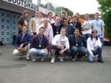 Das Team der auf Mitgliederwerbung spezialisierten service 94 GmbH siegte beim Drachenboot-Rennen