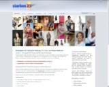 Screenshot der Modelagentur www.starboxx.de