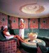 Das Trofana Royal bietet Wellness zum Aufdanken und Entspannen.